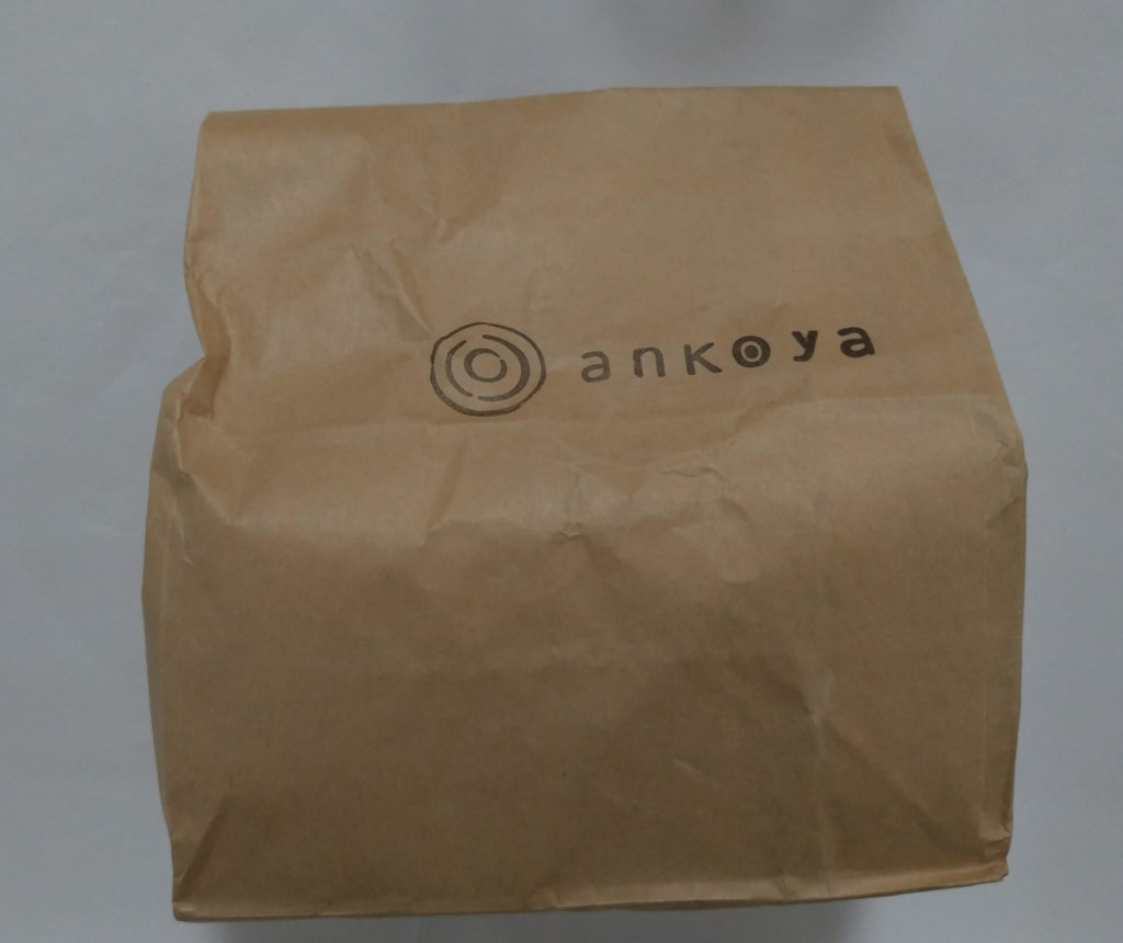 『ankoya』の袋の写真