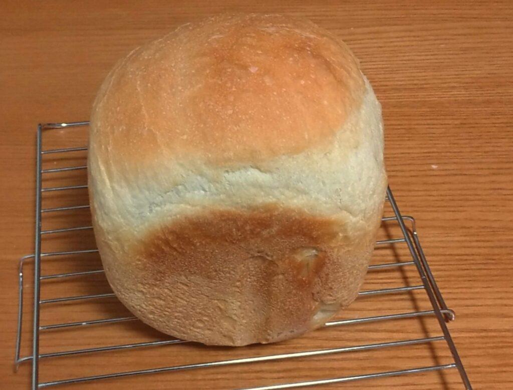SD-MT3で焼いた食パンの画像