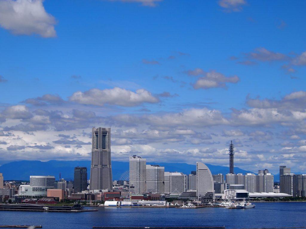 横浜・みなとみらいの画像
